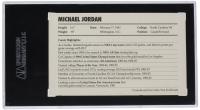 Michael Jordan 1985 Nike #2 (SGC 10) at PristineAuction.com