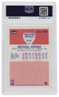 Michael Jordan 1986-87 Fleer #57 RC (PSA 7) at PristineAuction.com