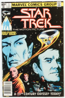 "1980 ""Star Trek"" Issue #1 Marvel Comic Book at PristineAuction.com"