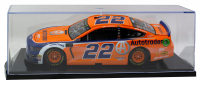 Joey Logano Signed 2019 Nascar Auto Trader 1:24 Diecast Car (PA Hologram & Beckett COA) at PristineAuction.com