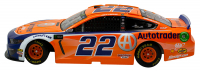 Joey Logano Signed 2019 Nascar Auto Trader 1:24 Diecast Car (PA Hologram & Beckett COA) at PristineAuction.com