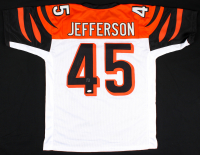 Malik Jefferson Signed Jersey (JSA COA) at PristineAuction.com