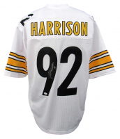 James Harrison Signed Jersey (Beckett COA) at PristineAuction.com