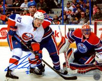 Anders Lee Signed Islanders 8x10 Photo (Real Deal COA) at PristineAuction.com