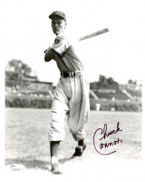 Chuck Connors Signed Cubs 8x10 Photo (JSA COA) at PristineAuction.com
