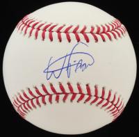 Wander Franco Signed OML Baseball (JSA COA) at PristineAuction.com