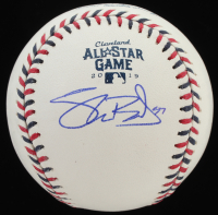 Shane Bieber Signed 2019 All-Star Game Baseball (Beckett COA) at PristineAuction.com