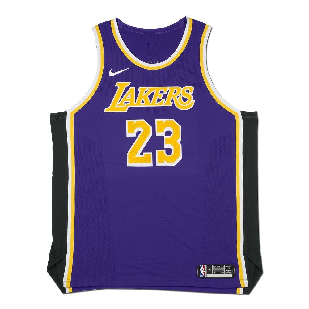 LeBron James Signed Lakers Jersey (UDA COA) | Pristine Auction