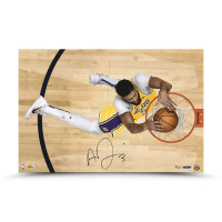 "Anthony Davis Signed LE Lakers ""Prowess"" 16x24 Photo (UDA COA) at PristineAuction.com"