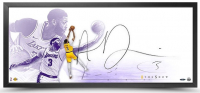 "Anthony Davis Signed Lakers ""The Show"" 20x46 Custom Framed Photo (UDA COA) at PristineAuction.com"
