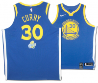 Stephen Curry Signed Golden State Warriors LE Jersey #30/30 (Steiner COA) at PristineAuction.com