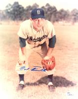 Carl Furillo Signed Dodgers 8x10 Photo (JSA COA) at PristineAuction.com