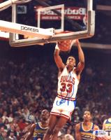 Scottie Pippen Signed Bulls 8x10 Photo (Beckett COA) at PristineAuction.com