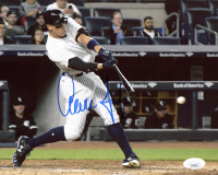 Aaron Judge Signed Yankees 8x10 Photo (JSA COA) at PristineAuction.com
