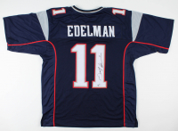 Julian Edelman Signed Jersey (Beckett COA) at PristineAuction.com