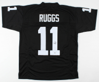 Henry Ruggs Signed Jersey (Beckett COA) at PristineAuction.com