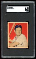 George Kell 1949 Bowman #26 RC (SGC 6) at PristineAuction.com