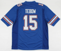 Tim Tebow Signed Florida Gators Jersey (JSA COA) at PristineAuction.com