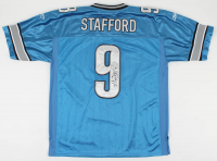 Matthew Stafford Signed Lions Jersey (JSA COA) at PristineAuction.com