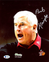 Bobby Knight Signed Texas Tech Red Raiders 8x10 Photo (Beckett COA) at PristineAuction.com