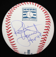 "Robin Yount Signed OML Hall of Fame Logo Baseball Inscribed ""HOF 99"" (JSA COA) at PristineAuction.com"