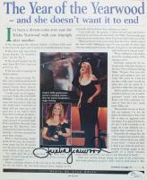 Trisha Yearwood Signed 8.75x10.75 Magazine Page (JSA COA) at PristineAuction.com