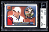 Tom Brady 2000 Aurora #84 RC (BGS 8) at PristineAuction.com