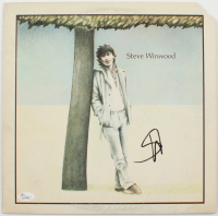 "Steve Winwood Signed ""Steve Winwood"" Vinyl Record Album (JSA COA) at PristineAuction.com"