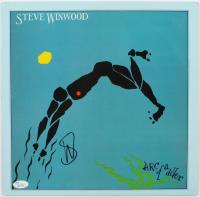 "Steve Winwood Signed Steve Winwood ""Arc of a Diver"" Vinyl Record Album (JSA COA) at PristineAuction.com"
