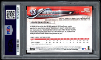 Juan Soto 2018 Topps Update #US300 RC (PSA 9) at PristineAuction.com