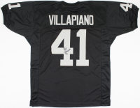 Phil Villapiano Signed Jersey (PSA COA) at PristineAuction.com