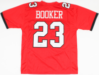 Devontae Booker Signed Jersey (Beckett COA) at PristineAuction.com