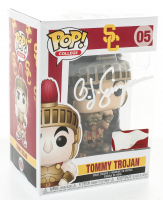 O. J. Simpson Signed USC Trojans #05 Tommy Trojan Funko Pop! Vinyl Figure (JSA COA) at PristineAuction.com