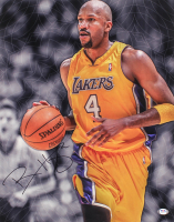 Ron Harper Signed Lakers 16x20 Photo (PSA COA) at PristineAuction.com