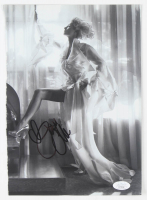 Paris Hilton Signed 8x10 Magazine Page (JSA COA) at PristineAuction.com