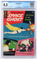 "1967 ""Space Ghost"" Issue #1 Gold Key Comic Book (CGC 4.5) at PristineAuction.com"