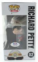 Richard Petty Signed NASCAR #02 Funko Pop! Vinyl Figure (PSA Hologram) at PristineAuction.com