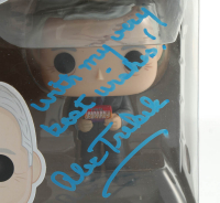 """Alex Trebek Signed """"Jeopardy"""" #776 Funko Pop! Vinyl Figure Inscribed """"With My Very Best Wishes!"""" (PSA Hologram) at PristineAuction.com"""