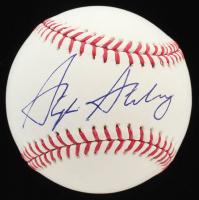 Stephen Strasburg Signed OML Baseball (PSA COA & Beckett Hologram) at PristineAuction.com