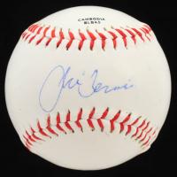 Jose Berrios Signed OL Baseball (PSA Hologram) at PristineAuction.com