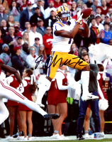 Ja'Marr Chase Signed LSU TIgers 8x10 Photo (Beckett COA) at PristineAuction.com