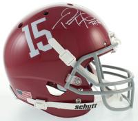 Tua Tagovailoa Signed Alabama Crimson Tide Full-Size Helmet (PSA COA) at PristineAuction.com