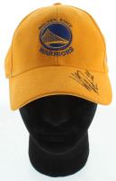 Klay Thompson Signed Warriors Logo Adjustable Hat (PSA Hologram) at PristineAuction.com