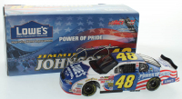 Jimmie Johnson LE #48 Lowe's / Power Of Pride 2008 Monte Carlo 1:24 Die-Cast Car at PristineAuction.com