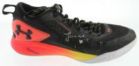 Nikola Jokic Signed Under Armour Basketball Shoe (PSA COA) at PristineAuction.com