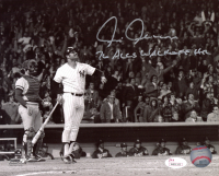 """Chris Chambliss Signed Yankees 8x10 Photo Inscribed """"76 ALCS Walkoff HR"""" (JSA COA) at PristineAuction.com"""