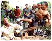 "Ernie Reyes Jr. Signed ""The Rundown"" 8x10 Photo (JSA Hologram) at PristineAuction.com"