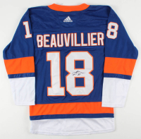 Anthony Beauvillier Signed Islanders Jersey (JSA COA) at PristineAuction.com