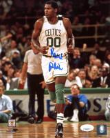 Robert Parish Signed Celtics 8x10 Photo (JSA COA) at PristineAuction.com