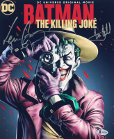"Mark Hamill & Kevin Conroy Signed ""Batman: The Killing Joke"" 11x14 Photo (Beckett LOA) at PristineAuction.com"